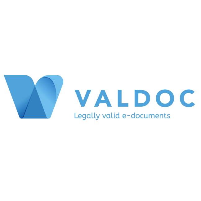 VALDOC - legally valid e-documents